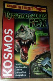 Giganten der Urzeit Tyrannosaurus Rex