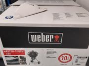 Weber Grill Master-Touch GBS