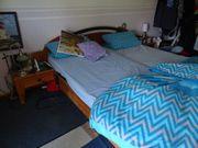 Schlafzimmer Bette Kleiderschrank Kommode