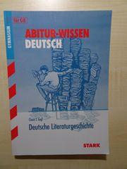 Abiturvorbereitung Deutsch Bayern - Deutsche Literaturgeschichte