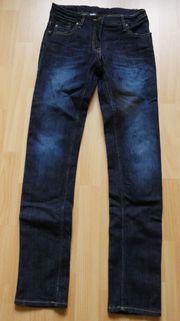 Skinny-Jeans Gr 164 blau alive