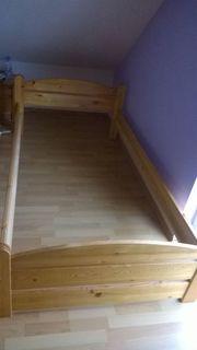Bett Matratze Lattenrost 100x200 gebraucht