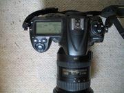 Nikon Spiegelkamera D 300 s