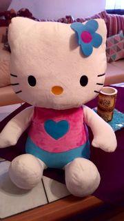 Hello Kitty Plüschfigur ca 43