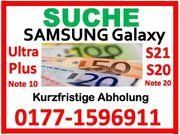Suche aktuelle Samsung Handys S21