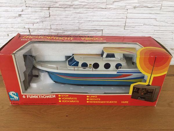 Ferngesteuerte Motoryacht Virgo MS 8010
