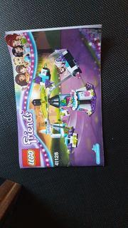 lego Friends Raketen Karussel