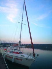Segelboot 25 Mallard Start 7