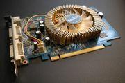 Grafikkarte Galaxy GeForce 9500GT 1GB