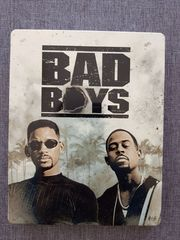 Bad Boys - Steelbook Blu ray