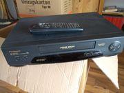VHS Videorecorder inkl Fernbedienung