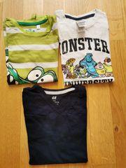 T-Shirts 3 Stück 110 116