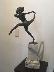 Josef Lorenzl Tänzerin aus Goldscheider