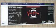 Musical Karte Tanz der Vampire