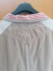 Damen Jacke von Sportalm Beige-Weiß