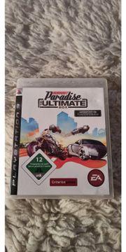 PS3 Burnout Paradise the ultimate
