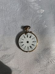 Damen Taschenuhr aus Metal