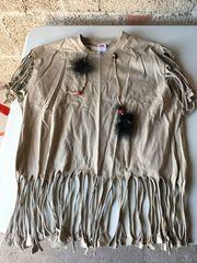 Indianer Kostüm selbst gemacht