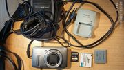 Digitale Foto-Kompaktkamera Canon Powershot SX260