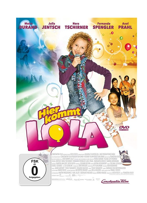 DVD Hier kommt Lola ORIGINALVERPACKT