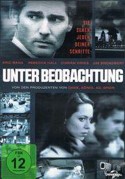 DVD - Unter Beobachtung Eric Bana