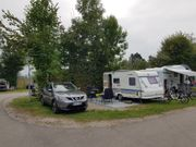 Wohnwagen Hobby Exclusive 100 km