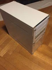 PC-Gehäuse ATX weiß - robust Stahl