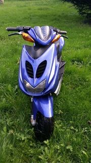 Yamaha Aerox MBK 50 Kubik