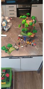 Playmobil Baumhaus 3217 Wildlife
