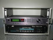 Gitarren-Amp Rack 19 mit Digitech