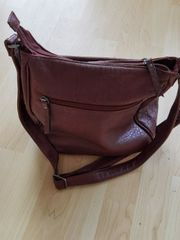 Handtasche Lederimitat