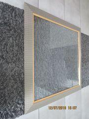 Schöner Holzbilderrahmen Innenmaß 76 x