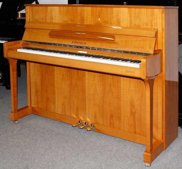 Klavier Rönisch 118 K Kirsche