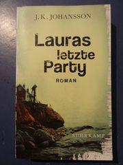 Lauras letzte Party von Johansson