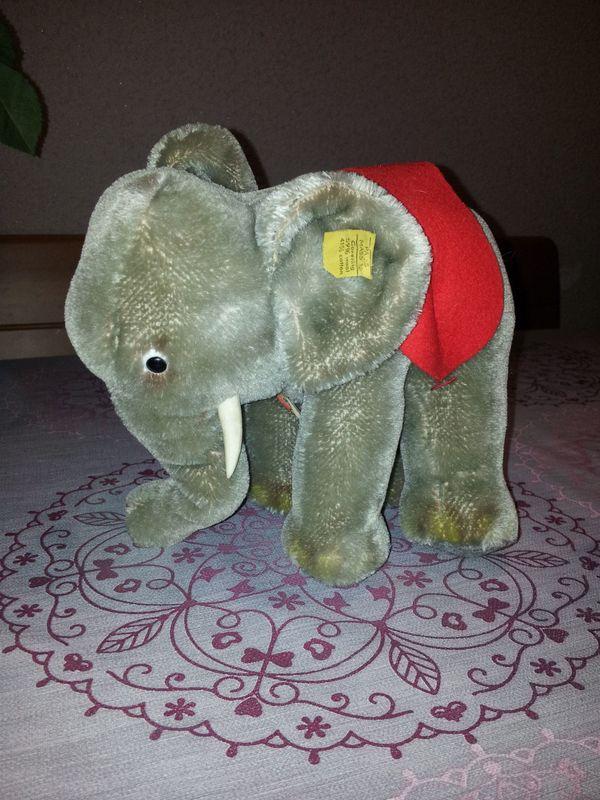 Steiff Elefant - Stofftier BUDAH