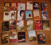 23 verschiedene Bücher