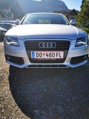 gepflegter Audi