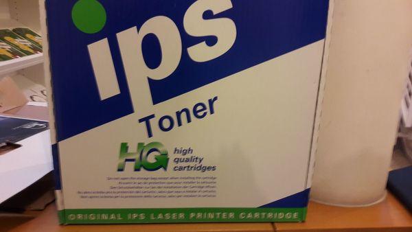 ips Toner Original Laser Printer