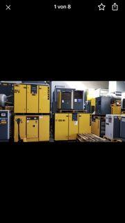 Suche defekte und gebrauchte Schraubenkompressor