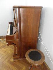 Klavier funktionsfähig