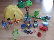 Playmobil Campingplatz Zelt 5435