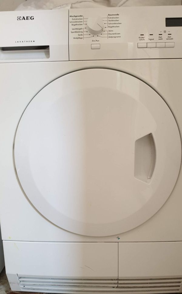 AEG Wärmepumpentrockner Lavatherm Protex
