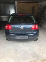 VW Golf 5 FSI