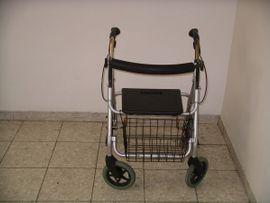 Aluminium-Rollator Bischoff Bischoff: Kleinanzeigen aus Mannheim - Rubrik Medizinische Hilfsmittel, Rollstühle