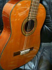 Hochwertige Konzert-Gitarre Antonio Esteban Koffer