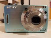 Sony DSC-W55 Digitalkamera TOP ZUSTAND
