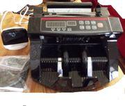Geldscheinzählmaschine