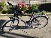 Sehr gut erhaltenes Fahrrad
