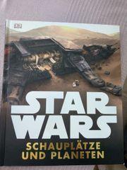 Star Wars - Schauplätze der Planeten