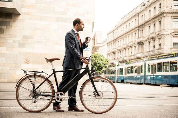 E-Bike EGO Movement Lagerräumung E-Bikes